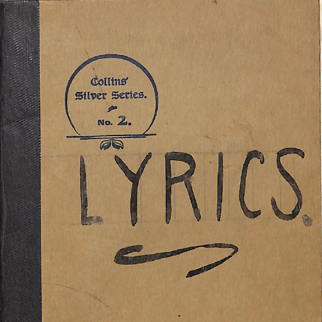 Book 19 Lyrics