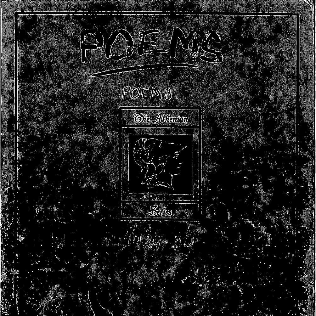 Book 9 Poems December 1928 to December 1930